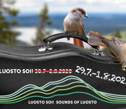 The festival will be held 29.7-1.8.2021 on the fells of Luosto and Pyhä, as well as in downtown Sodankylä
